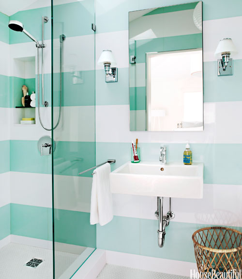 aqua colored bathroom accessories 01 hbx aqua and white striped bathroom free 0612 xln 15422