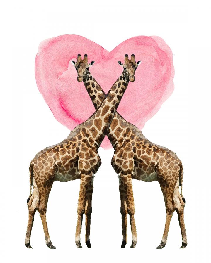 Aninimal Book: Free Giraffe Printables - Dwell Beautiful