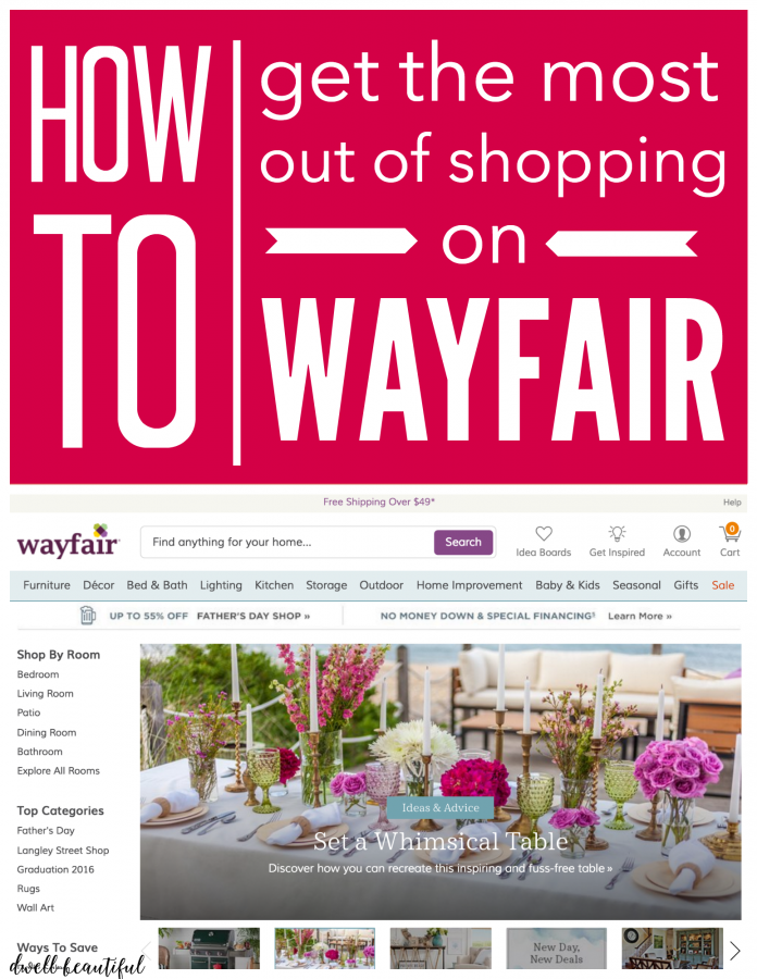 How To Get The Most Out Of Shopping On Wayfair Dwell