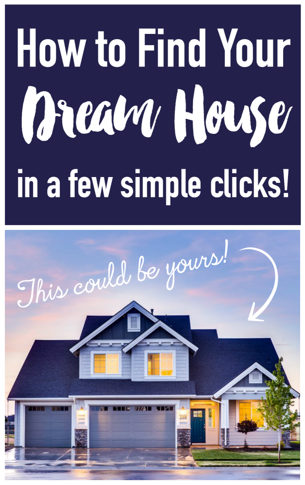 how to find your dream house in a few simple clicks